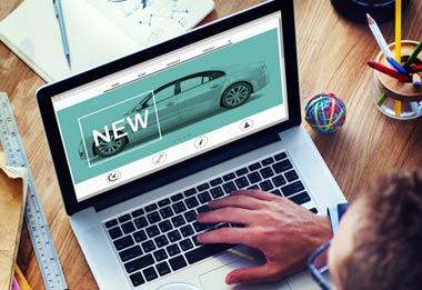 車金融のホームページ