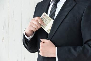 整理屋は債務者から毎月弁護士費用を受け取る闇金