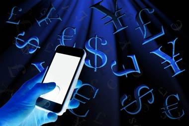 闇金からのショートメール「携帯融資枠融資」