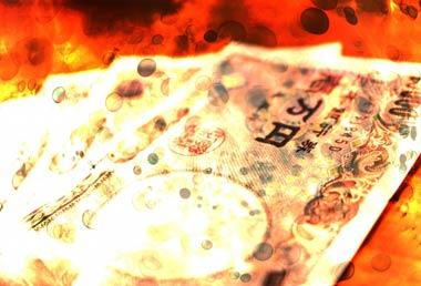 闇金の金利「トジュウ」で借金地獄