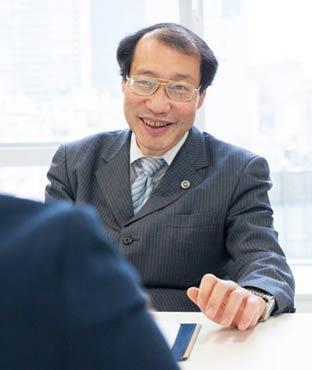 代表弁護士 正野 嘉人