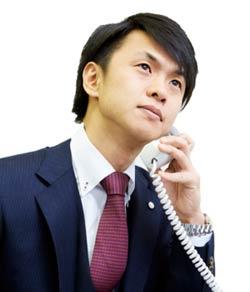 代表司法書士 大塚勇輝先生