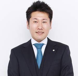 代表司法書士 野間知洋先生